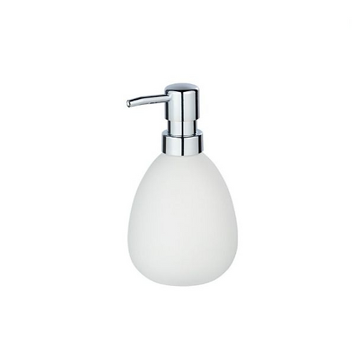 Wenko Polaris дозатор за течен сапун, бял мат