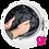 Thumbnail: Back-to-Black Възстановяваща боя за текстил, черно