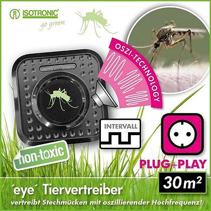 """Електронен уред """"Око"""" за защита от комари"""