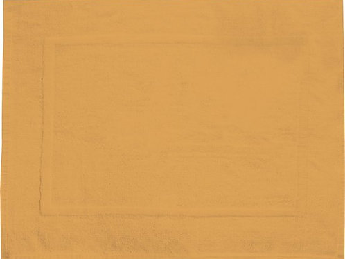 Wenko Paradise Постелка за баня, оранжева