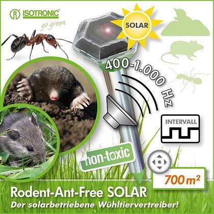 Соларен Уред срещу къртици, мишки и мравки