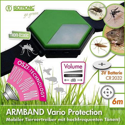 Мобилен уред за защита от комари, мухи и гризачи