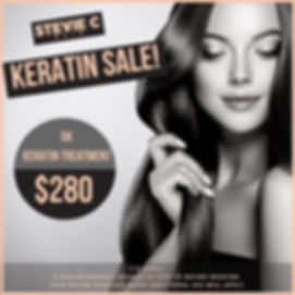 ⭐️⭐️⭐️KERATIN SALE⭐️⭐️⭐️ Get your frizz