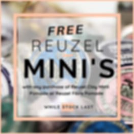 💥💥 FREE TRAVEL SIZE REUZEL MINI'S💥💥