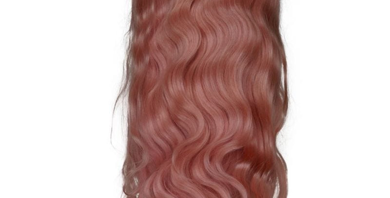 Blush Front Lace Wig