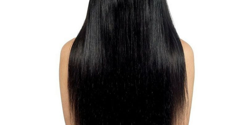 Brazilian Silky Straight 3 Bundle Deals + Frontal