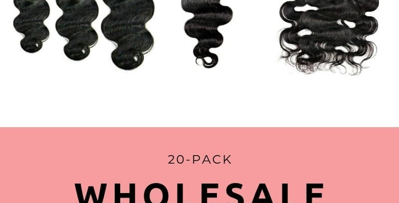 Jolei NY Brazilian Body Wave Short Length Package Deal