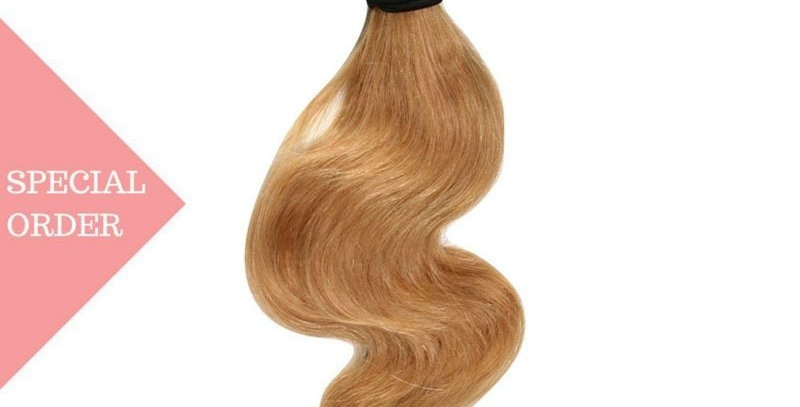 Brazilian Honey Blonde Body Wave Bundles