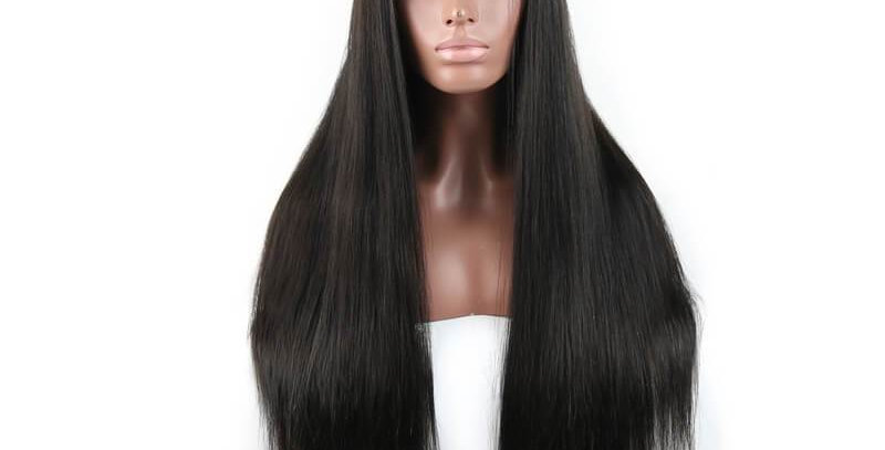 Full Lace Silky Straight Wig