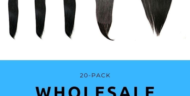 Jolei NY Brazilian Straight Variety Length Package Deal