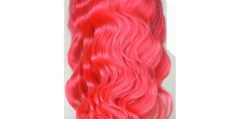 COTTON CANDY LACE FRONT WIG
