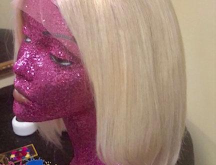 Icy Princess Lace Front Bob Wig