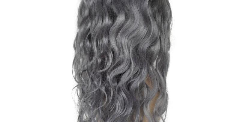 Silver Fantasy Lace Front Wig