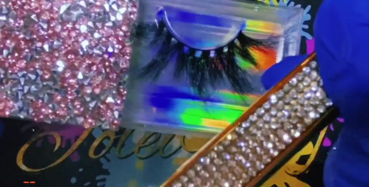 Jolei NY Mink Lashes and Lux Glue Pen Combo