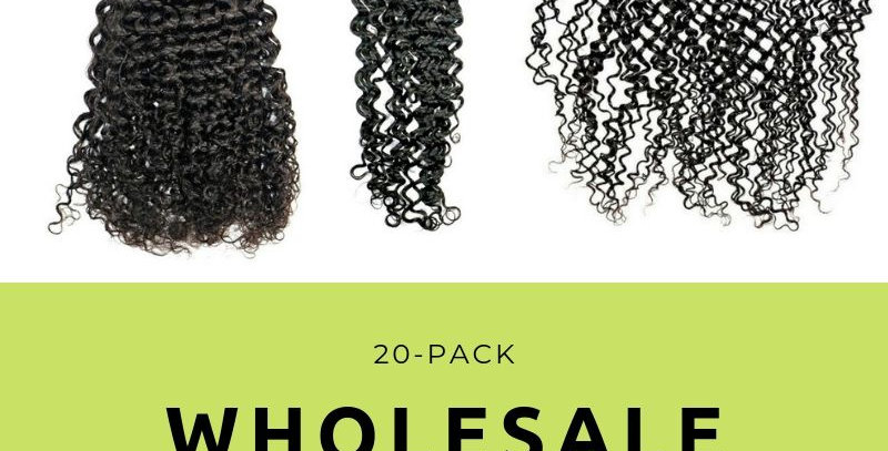 Jolei NY Brazilian Kinky Curly Variety Length Package Deal