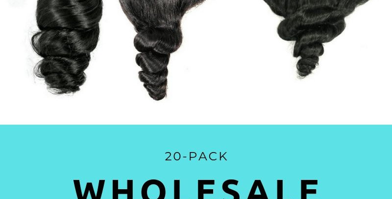Jolei NY Brazilian Loose Wave Short Length Package Deal