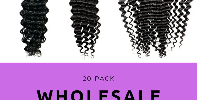 Jolei NY Brazilian Deep Wave Short Length Package Deal