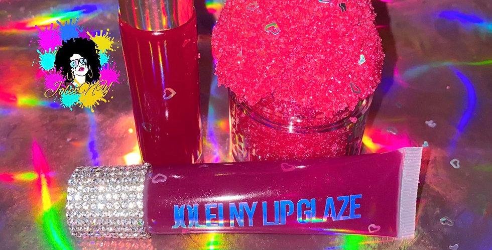 Pink Venom Lip Kit 💋