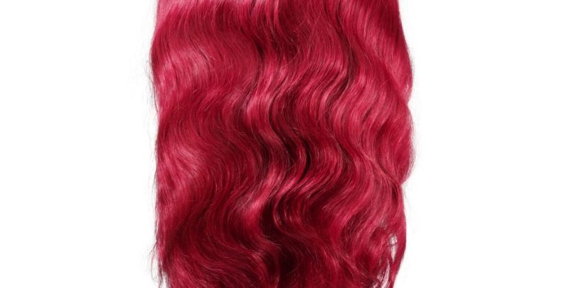 Burgundy Dream Lace Front Wig