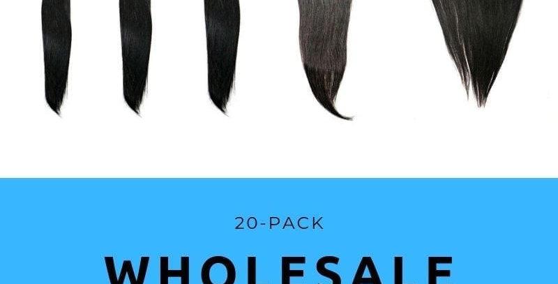 Jolei NY Brazilian Straight Short Length Package Deal