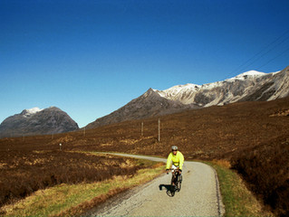 The Ultimate Cycling Road Trip