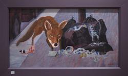 Urban-Fox---John-Boardman