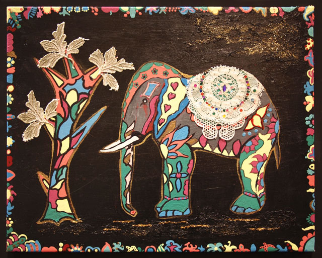 Puja-Elephant-Yvonne-Englefield