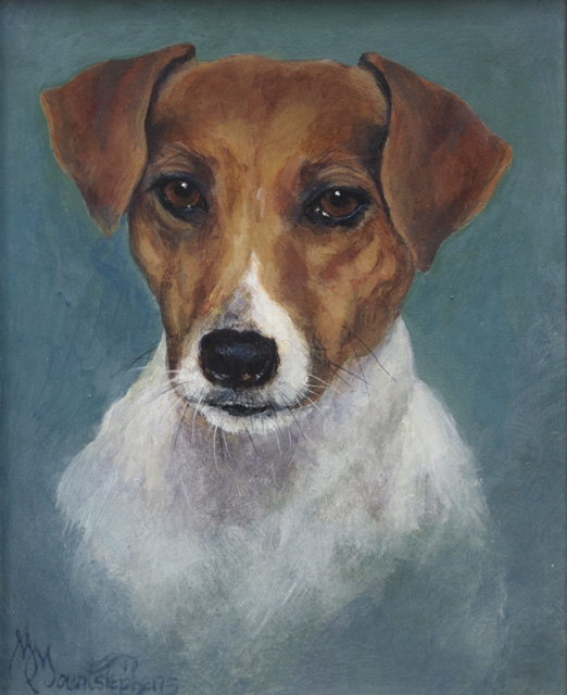 Terrier-Margret-Mountstephens