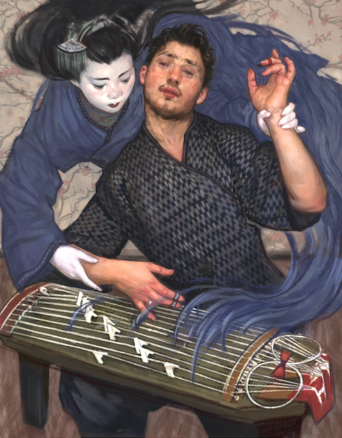 If you play Koto you will mourn