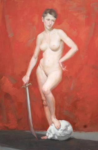 Figure study - Fernando Cidoncha - 2020