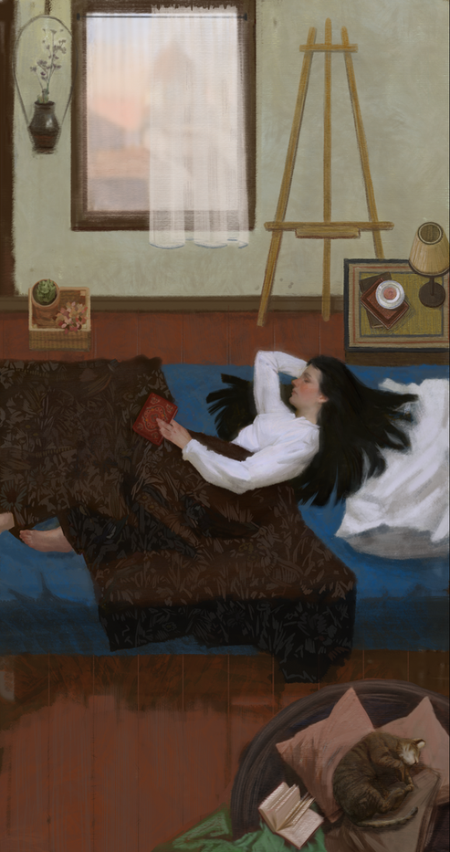Sleeping - Fernando Cidoncha - 2020