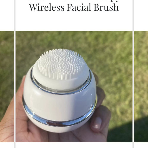 Pre-Order: Infrared Therapy Facial Cleansing Brush