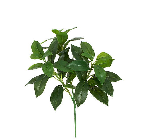 Μπουκέτο με πράσινα φύλλα, 42cm | ZAROS
