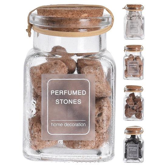 JK Βαζάκι με αρωματικές πέτρες