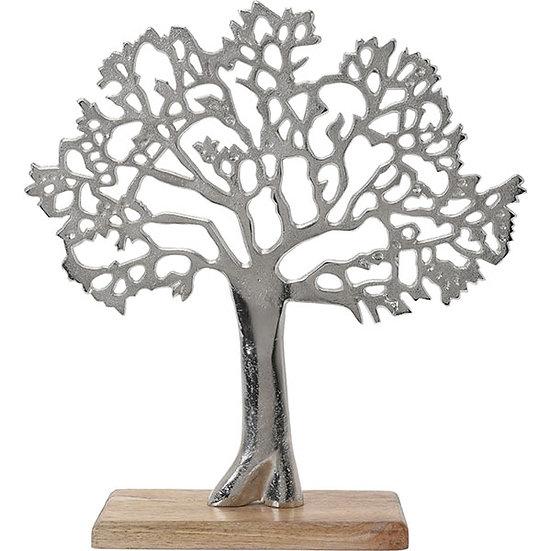 Δέντρο αλουμινίου με βάση