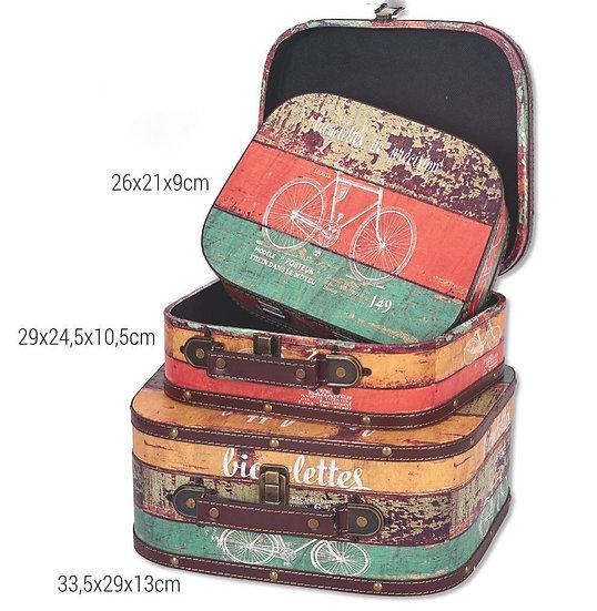 Ξύλινη βαλίτσα