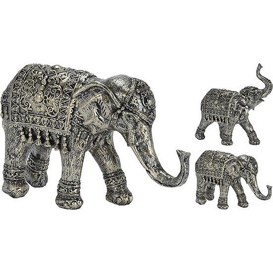 JK Ελέφαντας polystone αντικέ