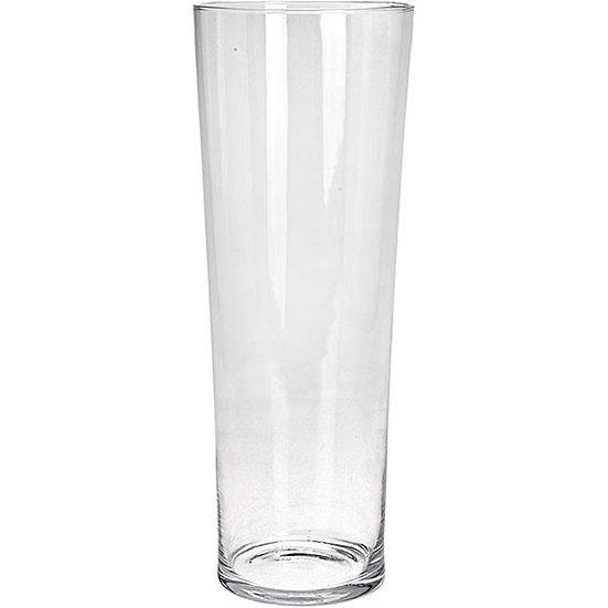 Βάζο γυάλινο σωλήνας