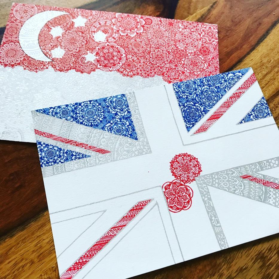 Singapore and UK