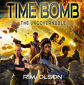 Time Bomb Written by RM Olson