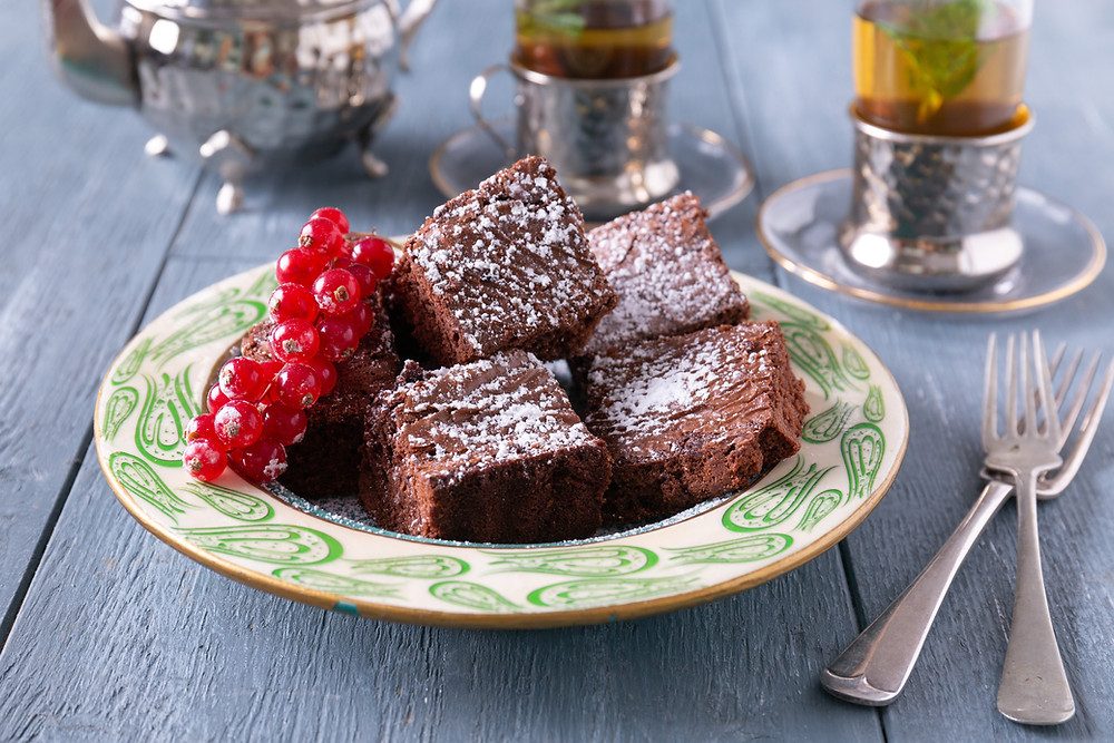 Pesach brownie recipe