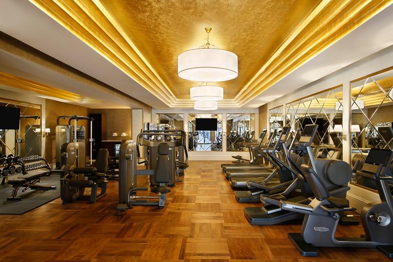 Habtoor Palace Fitness Center