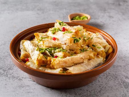 Emirati style borekas recipe