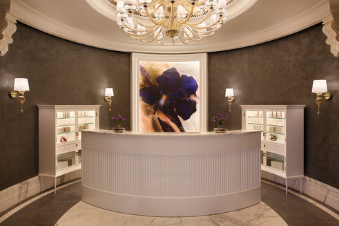 Relax at the Habtoor Spa