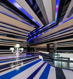 V Hotel Dubai Lobby