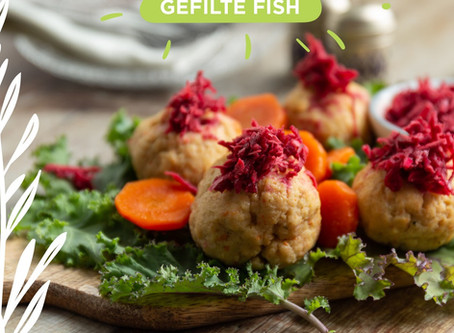 Gefilte fish and chrain recipe