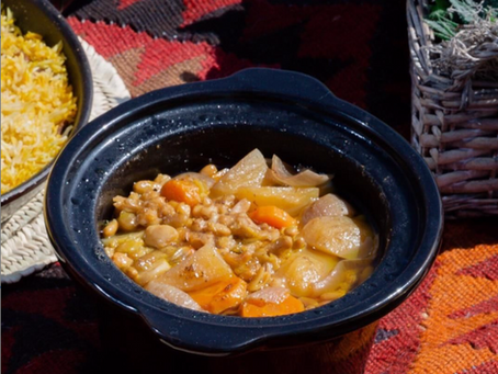 How to make cholent