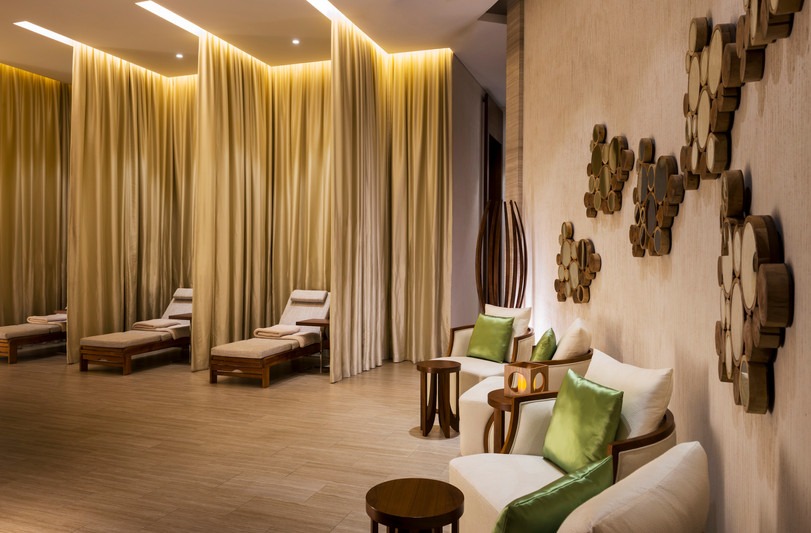Hilton Dubai Al Habtoor City Elixir Spa