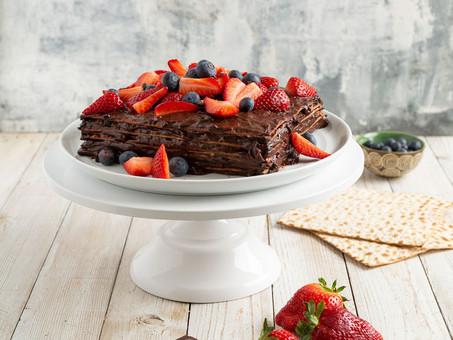 Pesach ice box cake recipe