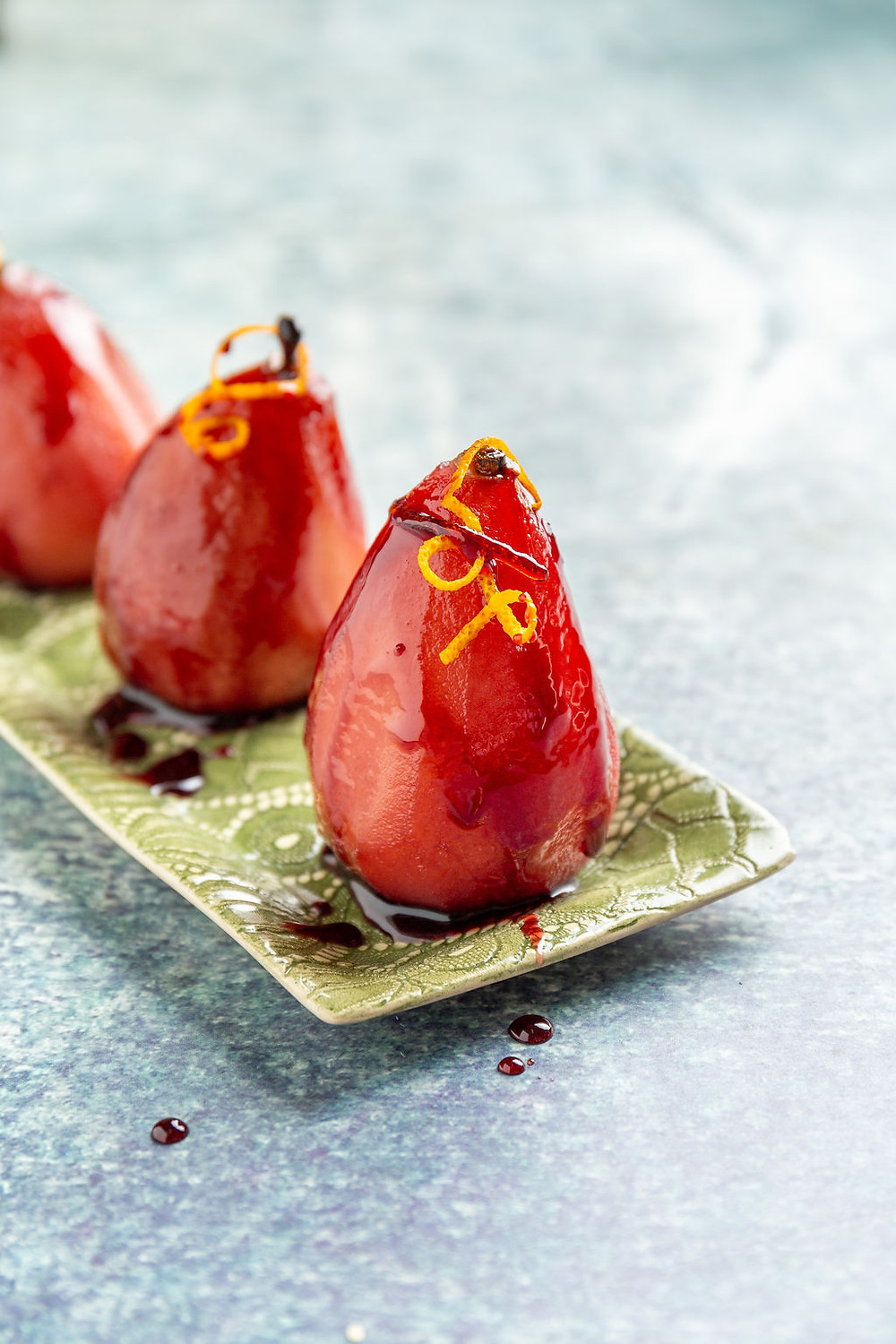 Delicate pears recipe for Pesach